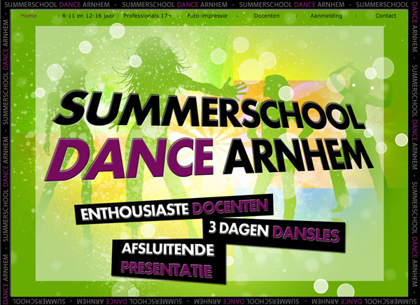 Summer school dance aug 2014