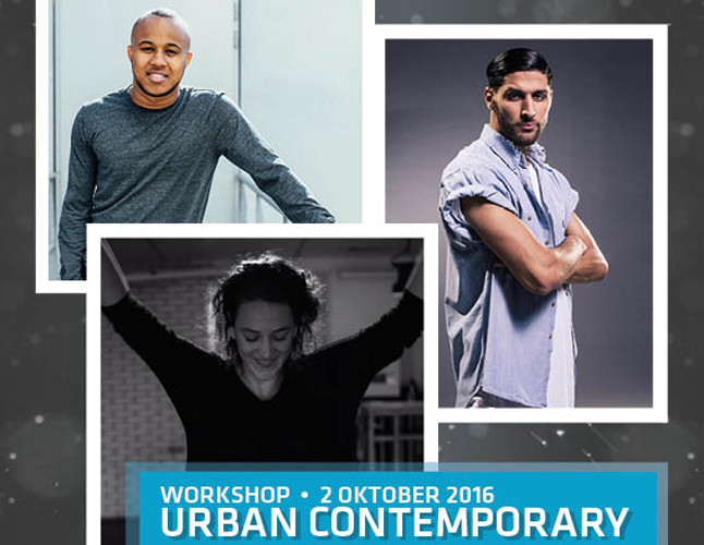 161002 Workshops urban contemporary